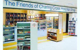 The Friends shop