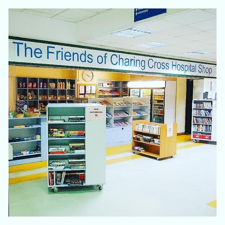The Friends shop